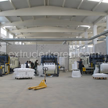 Automatic Vacuum Forming Line