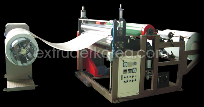 PS Foam Sheet Laminating M/C
